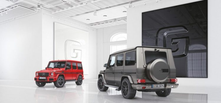 Mercedes rend sa Classe G plus exclusive et plus individuelle !