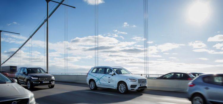 Des véhicules autonomes bientôt disponibles chez Volvo