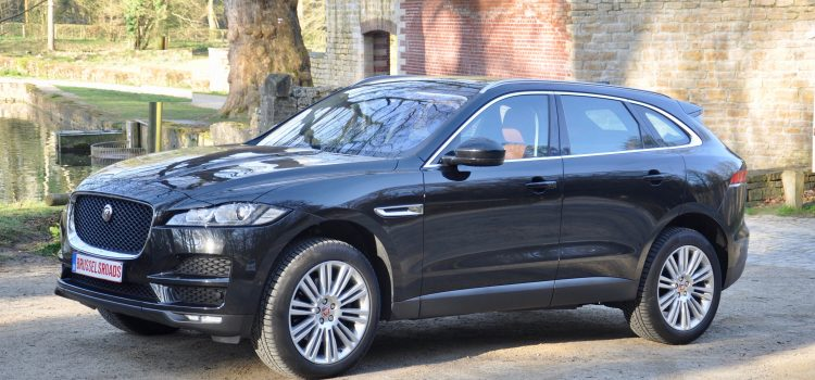 Jaguar F-Pace : le félin indo-britanique enfin rehaussé !