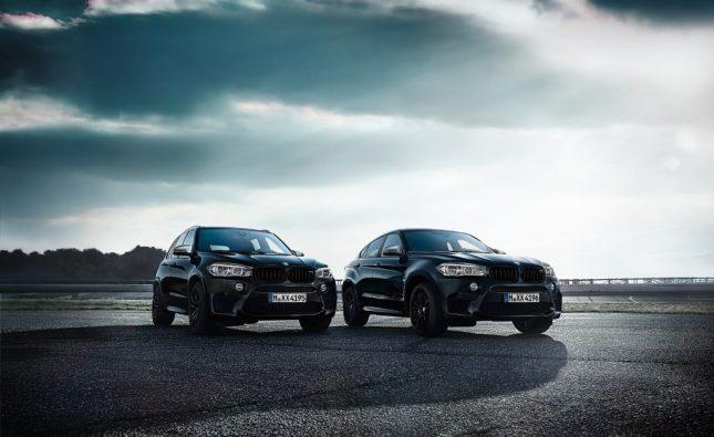 Édition Black Fire pour BMW X5 M et X6 M ! – English version
