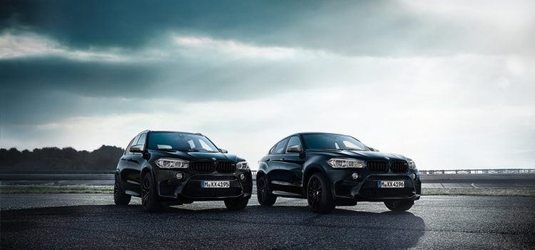 Édition Black Fire pour BMW X5 M et X6 M ! – English version