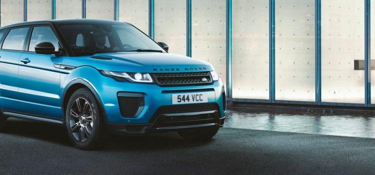 Range Rover Evoque propose une édition spéciale !