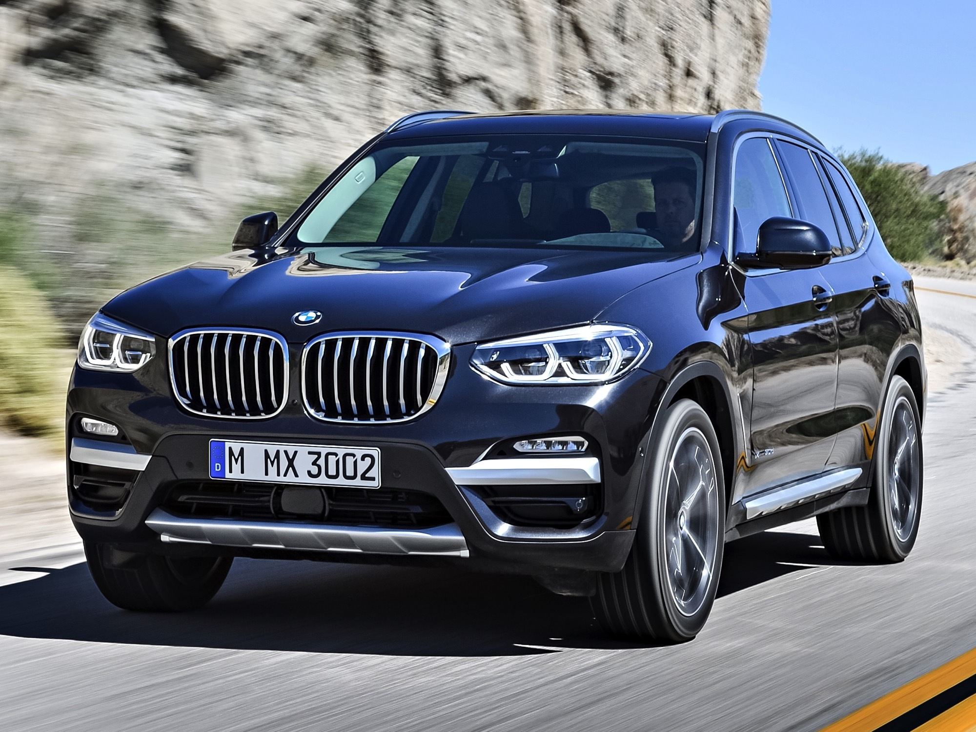 la nouvelle bmw x3 sport est sortie d 39 usine brusselsroads. Black Bedroom Furniture Sets. Home Design Ideas