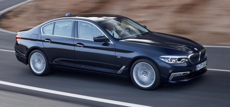 Nouvelle BMW Série 5 : l'icône truffée de technologies !