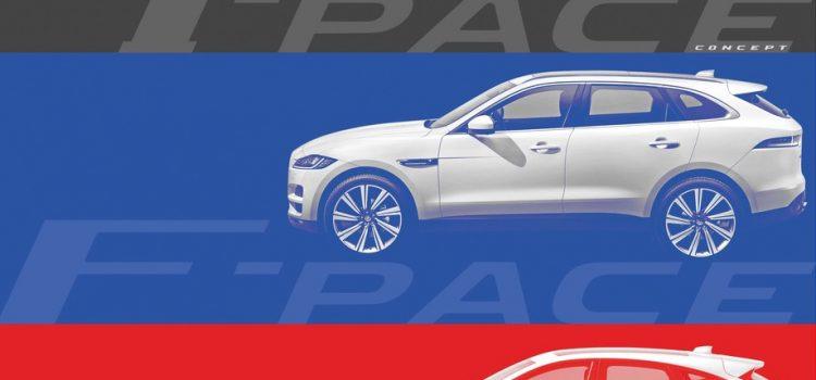 Jaguar prépare le lancement de la E-PACE pour cet été