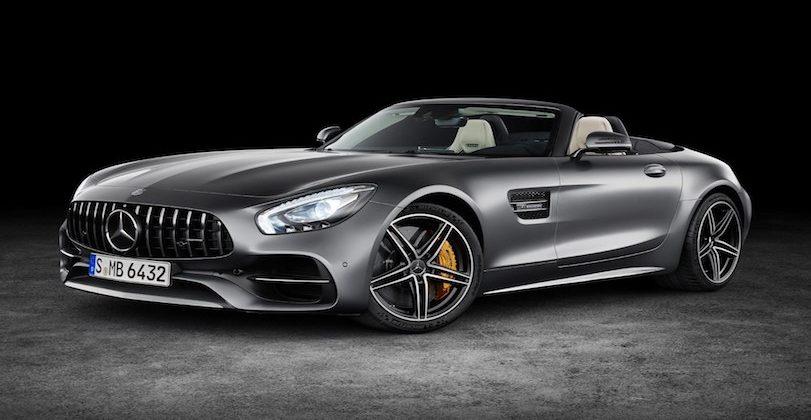 Mercedes AMG GTC Roadster : le No-Comment