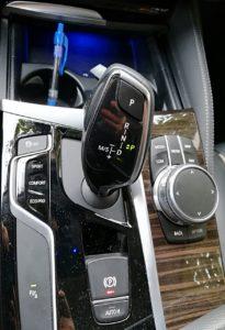 BMW Série 5 Touring - Levier de vitesses