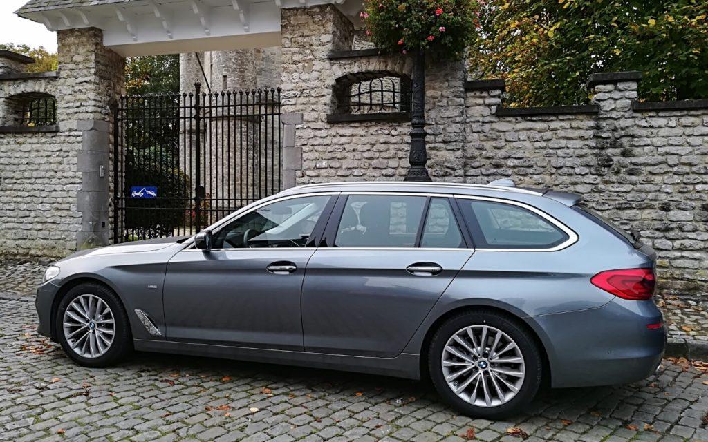 BMW Série 5 Touring - Ligne racée