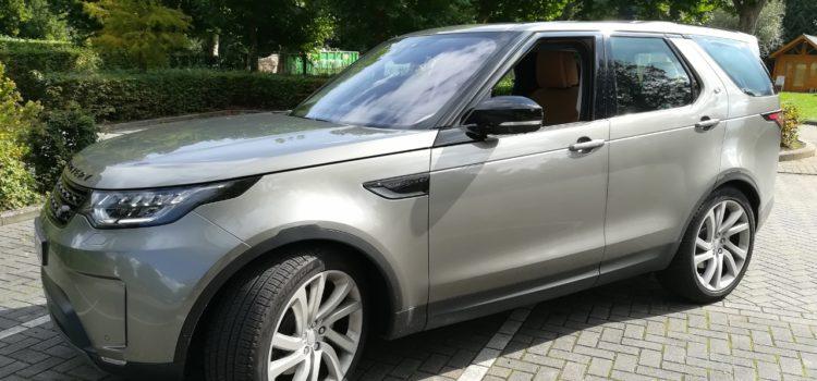 Land Rover All-New Discovery 3.0 TD6 HSE : la puissance d'un athlète !