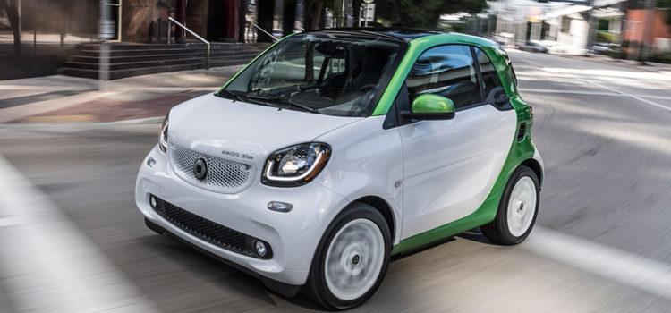 Céline Monbrun nous présente la smart Electric Drive