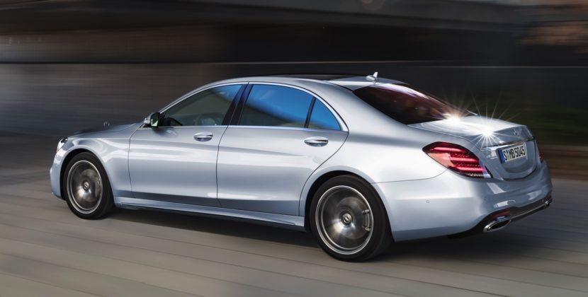 Nouvelle Mercedes Classe S: Le 6 cylindres en ligne pour l'apothéose?