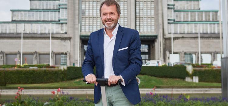 Pierre Lalmand fait le point du Salon Autos-Motos de Bruxelles