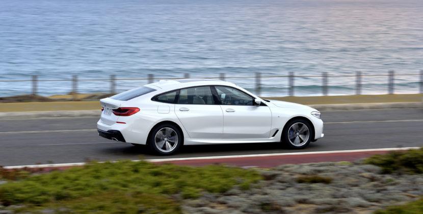 BMW SÉRIE 6 GT: enfin une cure d'esthétique!