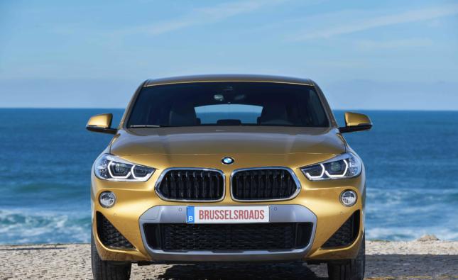 BMW X2 joue les crossovers urbainsdevant X3, X4, X5 et X6 !