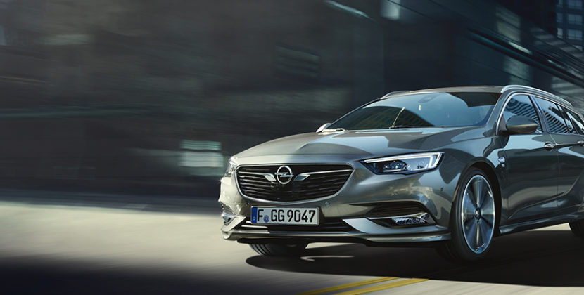 OPEL INSIGNIA Sport Tourer : un break tout simplement !