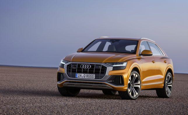 Avec le Q8, Audi lance son premier SUV Coupé
