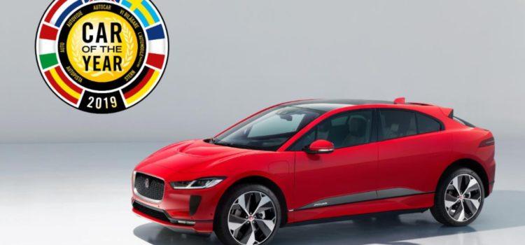 La Jaguar I-Pace élue » Voiture de l'année 2019 » à Genève