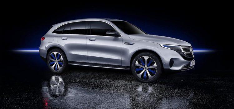 Mercedes-Benz rejoint la course à l'électrique