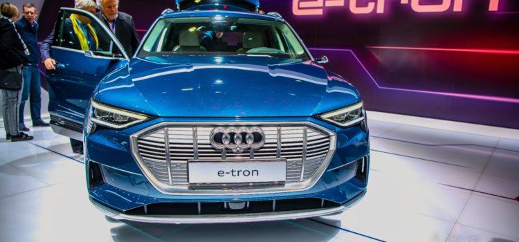 Premiers pas électriques pour Audi