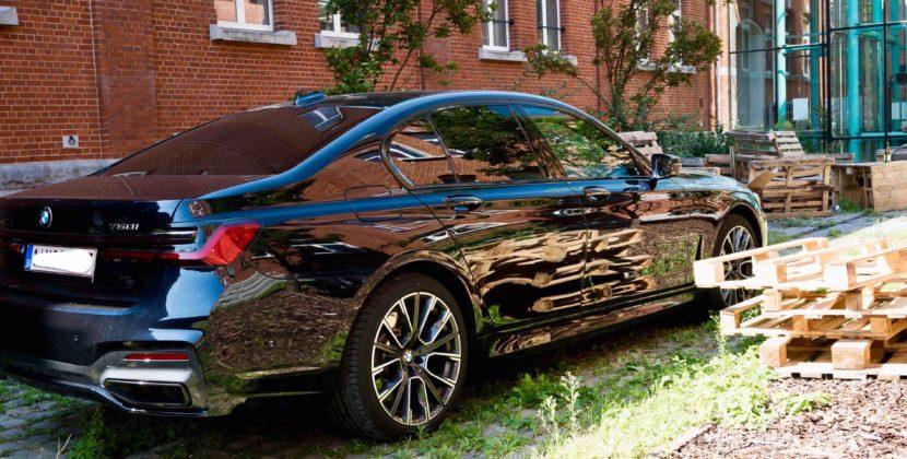 BMW Série 7 Xdrive 750i : Ode au luxe et à l'élégance, sans un froissement