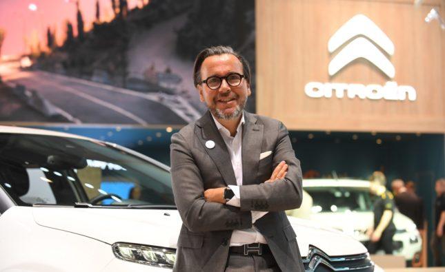 Arnaud Belloni : La Citroën électrique pour tous les gens, tous les usages