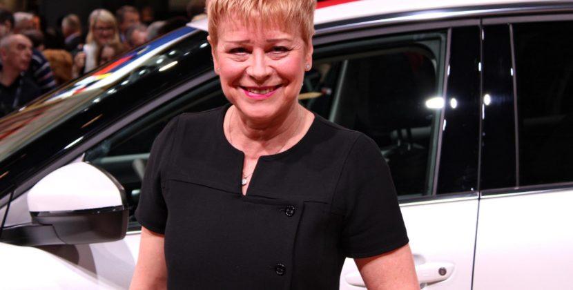 Linda Jackson, CEO de Citroën – l'électrique, c'est le bio, version auto.