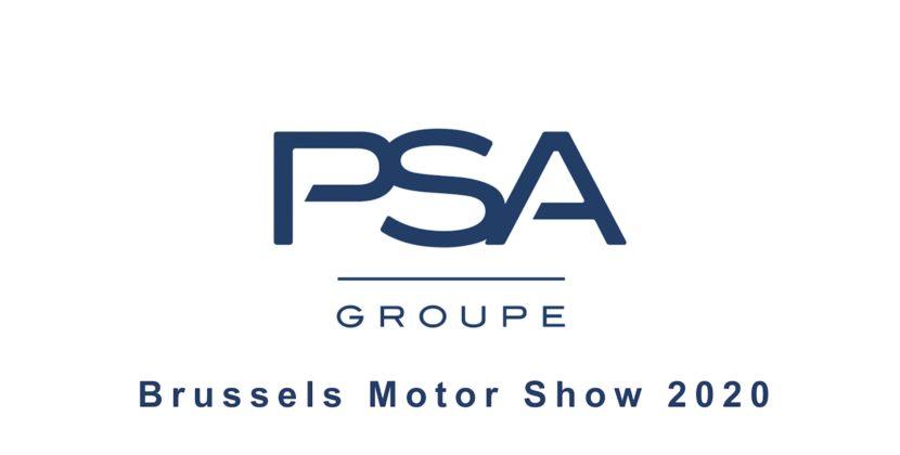 PSA Groupe au 98e salon automobile de Bruxelles (publi-rédactionnel)