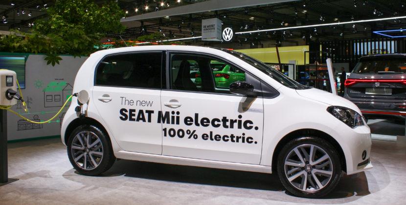 SEAT : l'électrification, une obligation ! Brussels Auto Show 2020