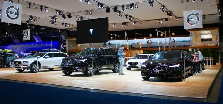 VOLVO ne jurera que par l'hybride ! 98e salon automobile de Bruxelles
