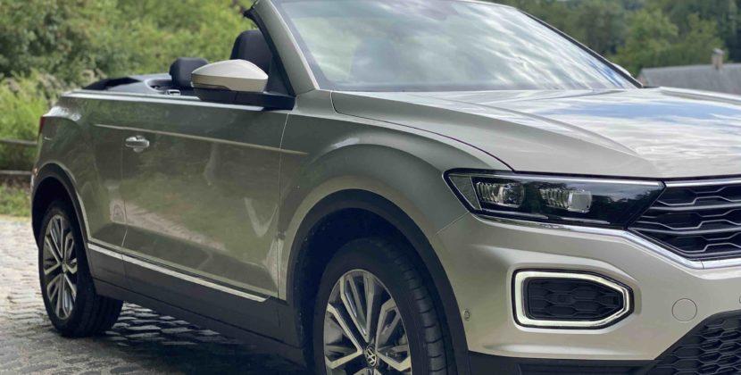 Le T-Roc prend la relève des cabrios chez le géant Volkswagen